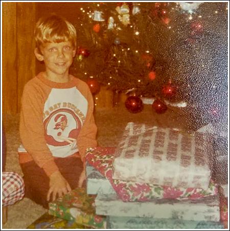 Bucs Fan For Life - Christmas 1979