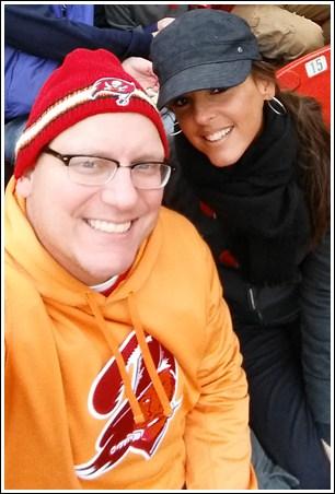 With Lindsay – Washington D.C. 2014