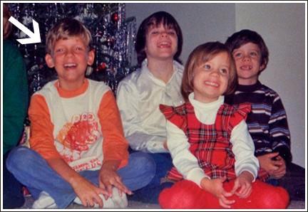 Bucs Fan For Life - Christmas 1980