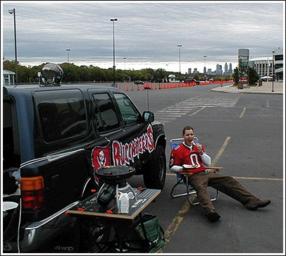 With Whitwell – Philadelphia 2002 - 8AM Tailgater – 4PM Kickoff